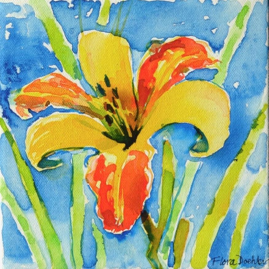Flora artworks holiday show - 4