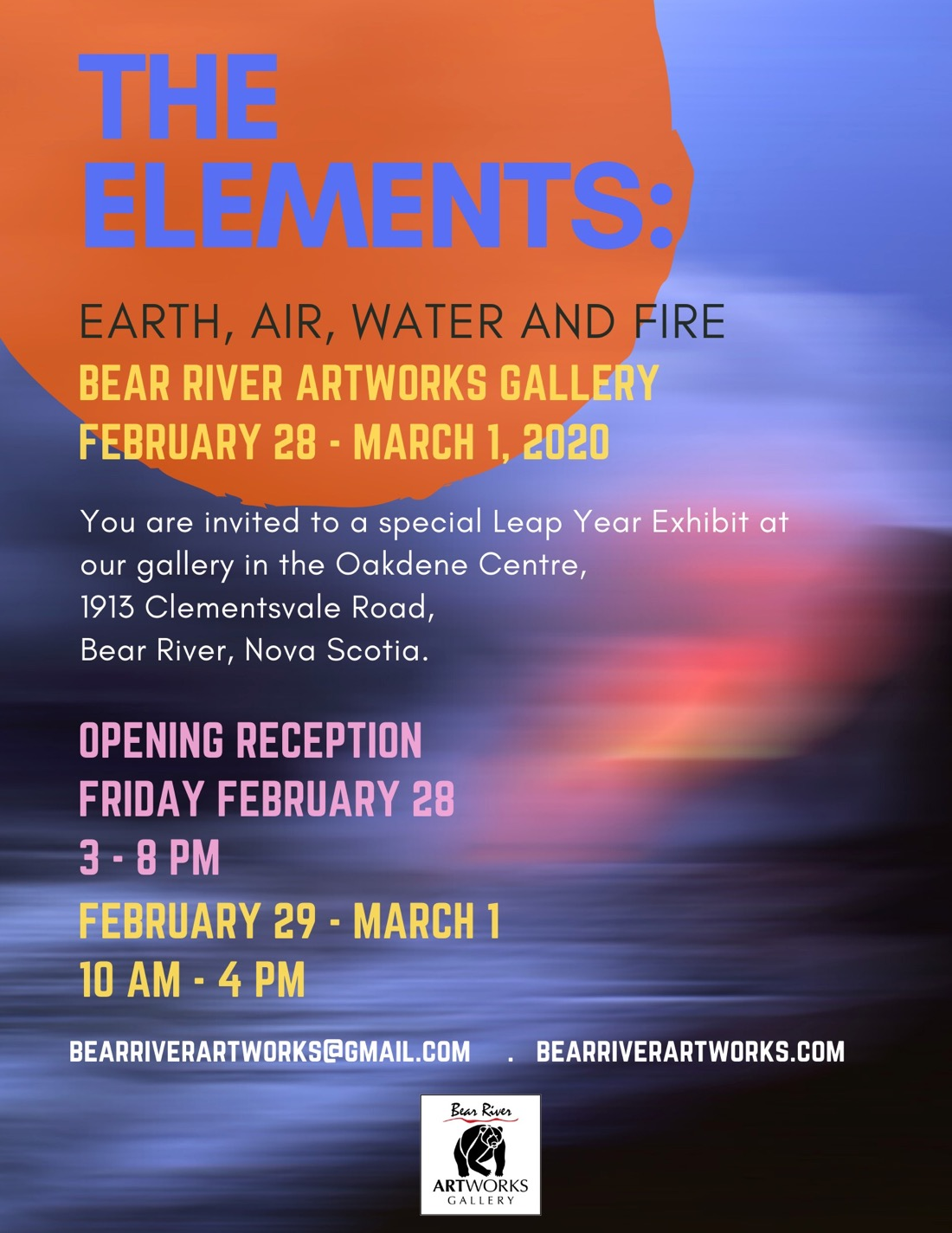 Elements invitation - 1
